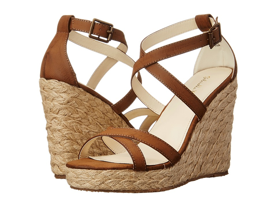 Gabriella Rocha - Monica (Natural) Women's Wedge Shoes