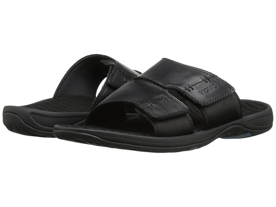 VIONIC - Jon (Black) Men's Sandals