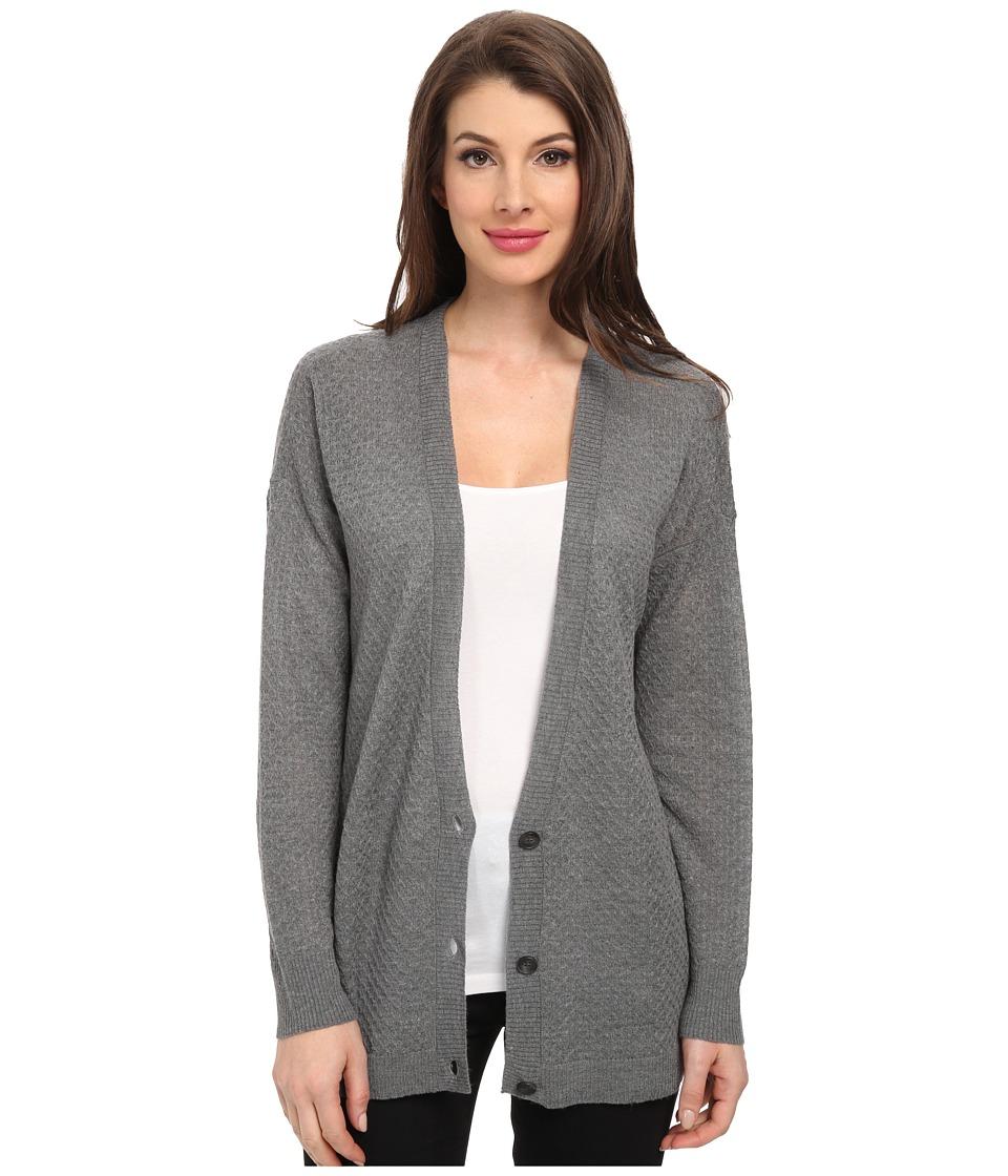 Soft Joie - Fatimah (Dark Heather Grey) Women's Sweater