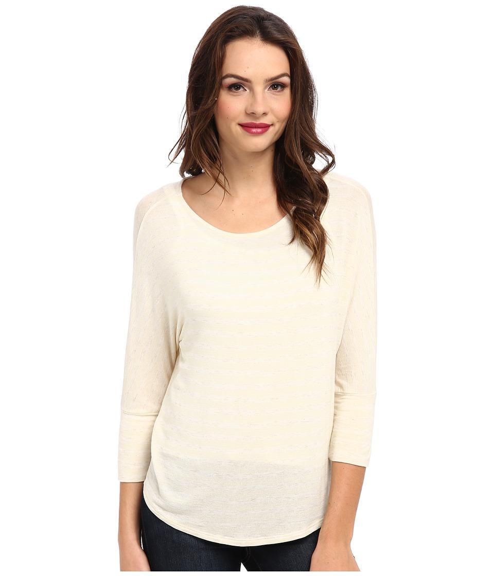 Soft Joie - Sagitarius Top (Porcelain) Women's Long Sleeve Pullover