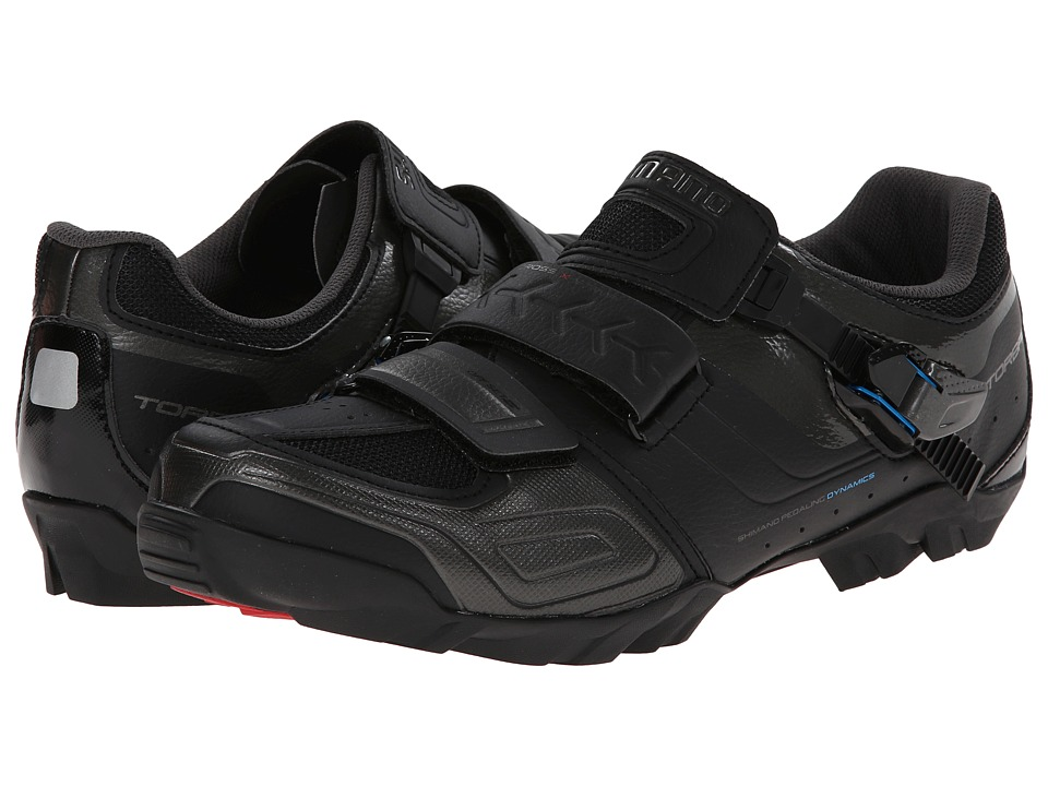 Shimano - SH-M089 (Black) Men's Cycling Shoes