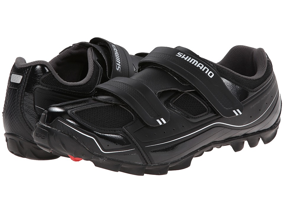Shimano - SH-M065 (Black) Men's Cycling Shoes
