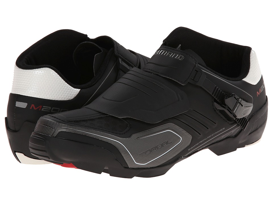 Shimano - SH-M200 (Black) Men's Cycling Shoes