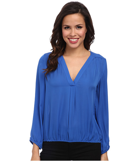 Joie - Madrina Blouse (Marais Blue) Women's Blouse