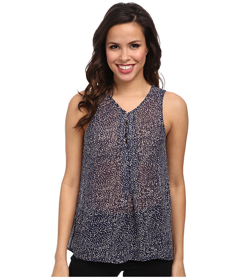 Joie - Daija Top (Dark Navy) Women's Sleeveless