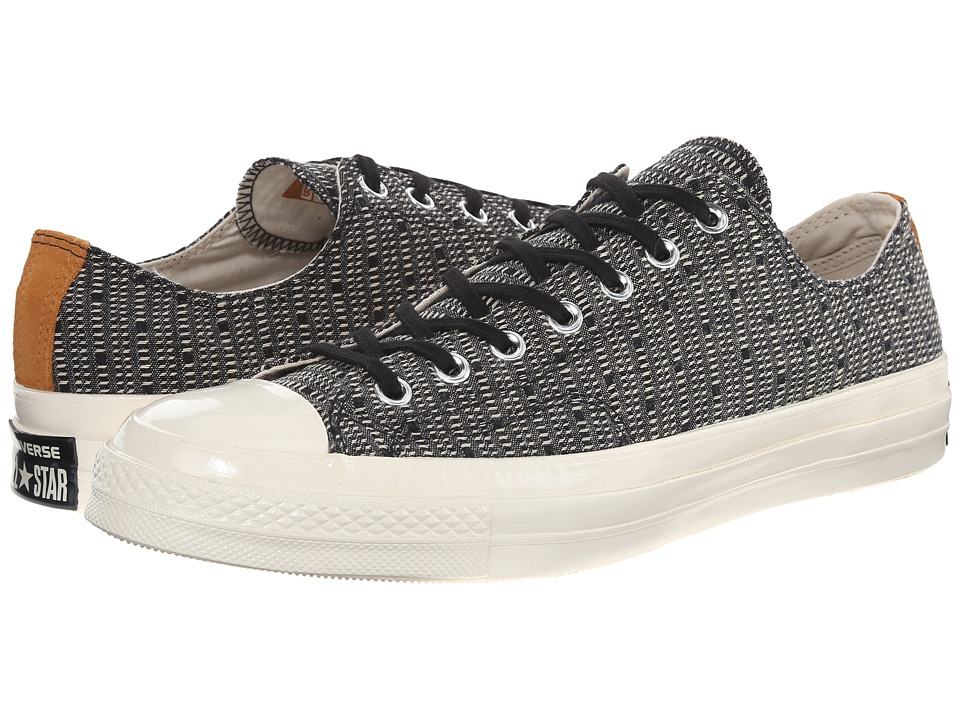 Converse - Chuck Taylor All Star '70 Ox (Black/Natural/Egret 1) Athletic Shoes