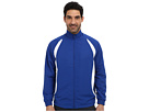 Reebok Warm Up Jacket (Royal/White) Men's Coat