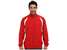 Reebok Warm Up Jacket (Red/White) Men's Coat