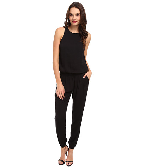 Joie - Latiana Jumpsuit (Caviar) Women's Jumpsuit & Rompers One Piece