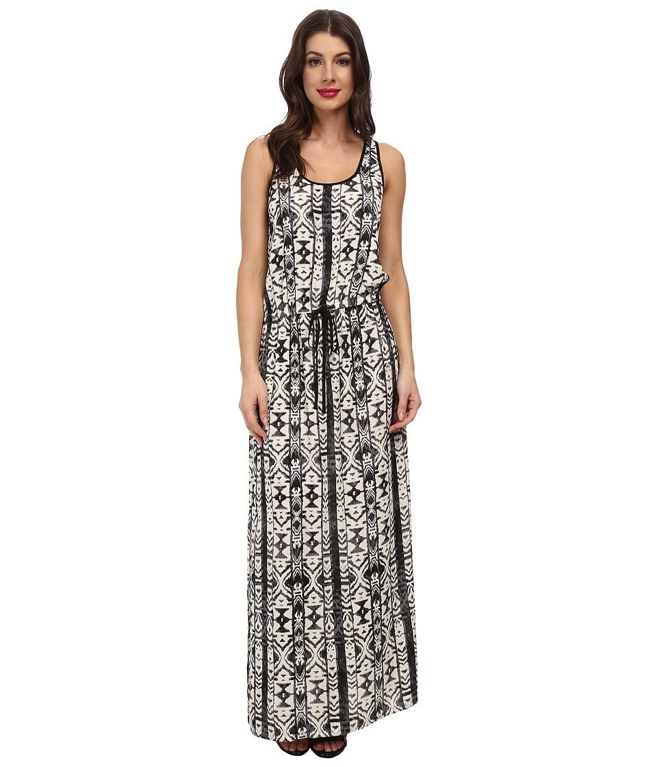 Karen Kane - Tribal Print Maxi Dress (Print 1) Women's Dress