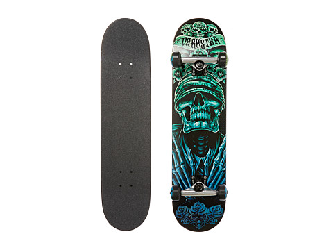 Darkstar - Bandana Complete (Green Fade) Skateboards Sports Equipment