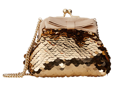 Dolce & Gabbana - Paillette Handbag (Gold) Handbags