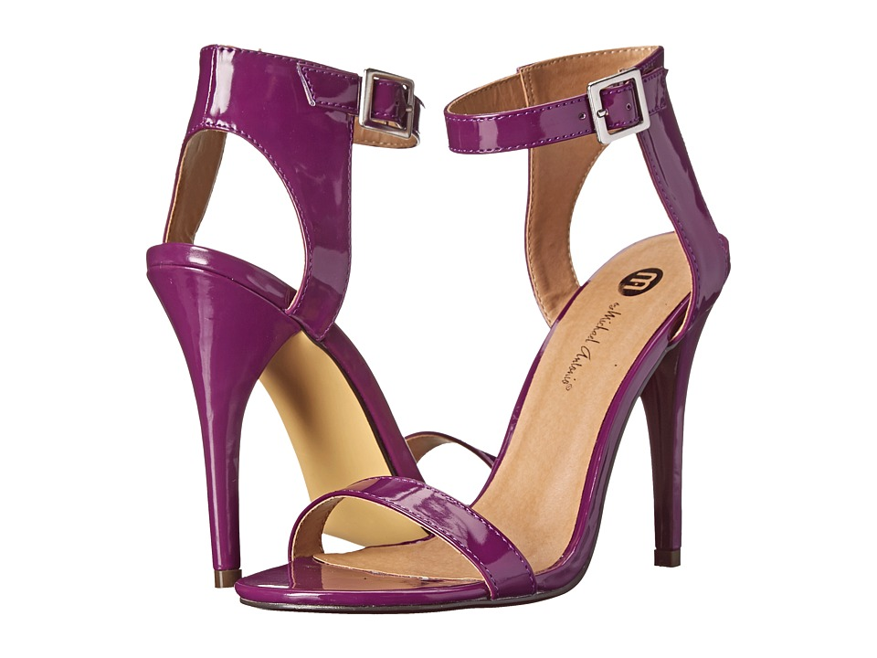 Michael Antonio - Jarrod (Purple Patent PU) Women's Dress Sandals