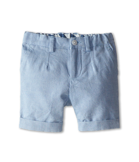 Dolce & Gabbana - Trouser Suit Short (Infant) (Blue) Men's Shorts
