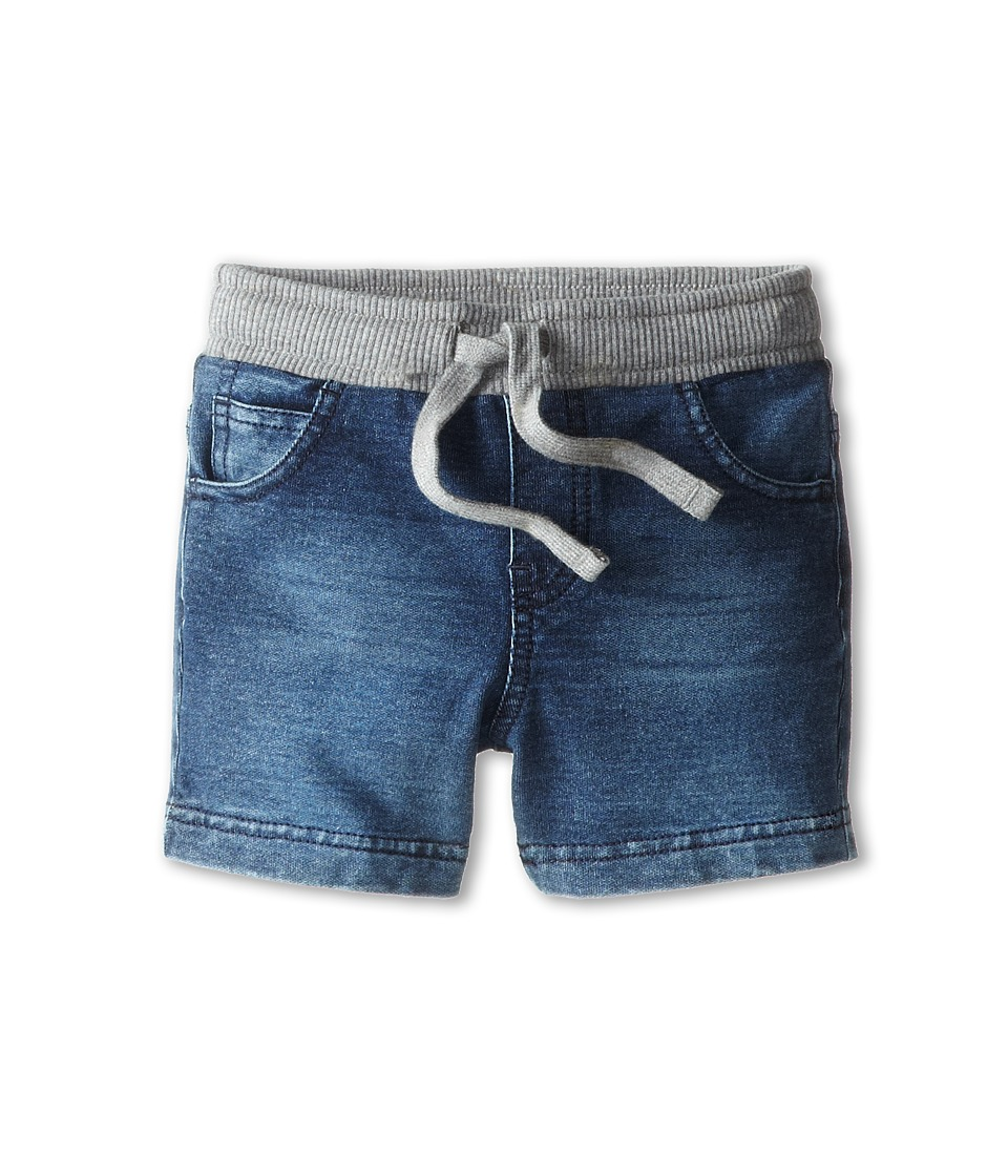 Dolce & Gabbana - Denim Track Short (Infant) (Blue) Men's Shorts
