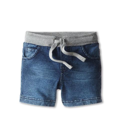 Dolce & Gabbana - Denim Track Short (Infant) (Blue) Men's Shorts