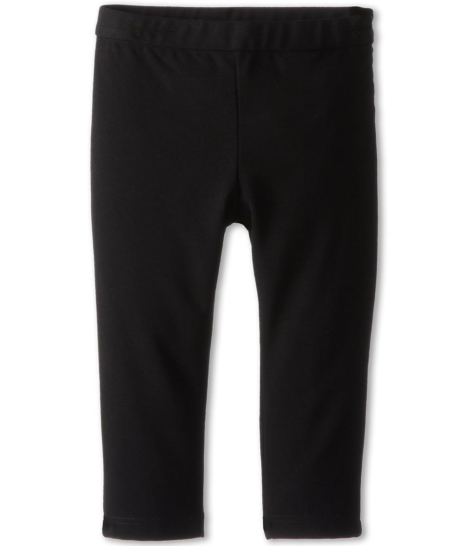 Dolce & Gabbana - Solid Jersey Legging (Infant) (Black) Women