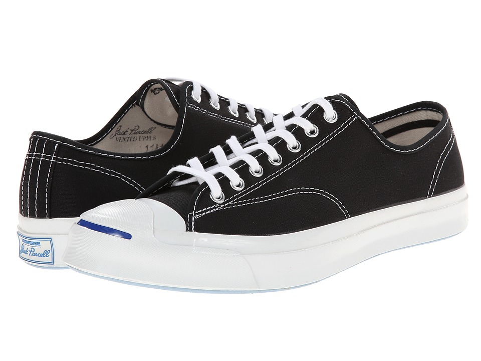 Converse - Jack Purcell Signature Ox (Black) Shoes