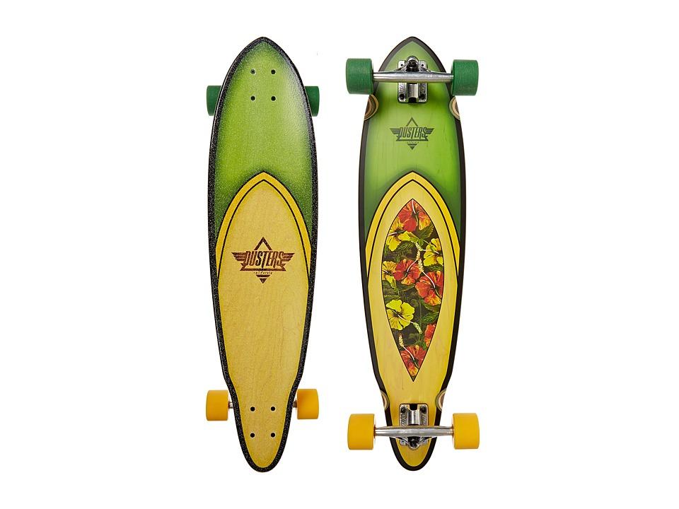 Dusters - Fin (Hawaiian) Skateboards Sports Equipment