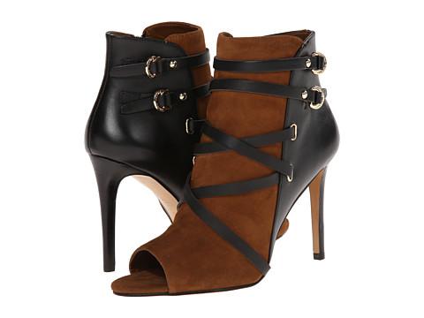 Ivanka Trump - Sinclair (Saddle Suede/Black Leather) Women