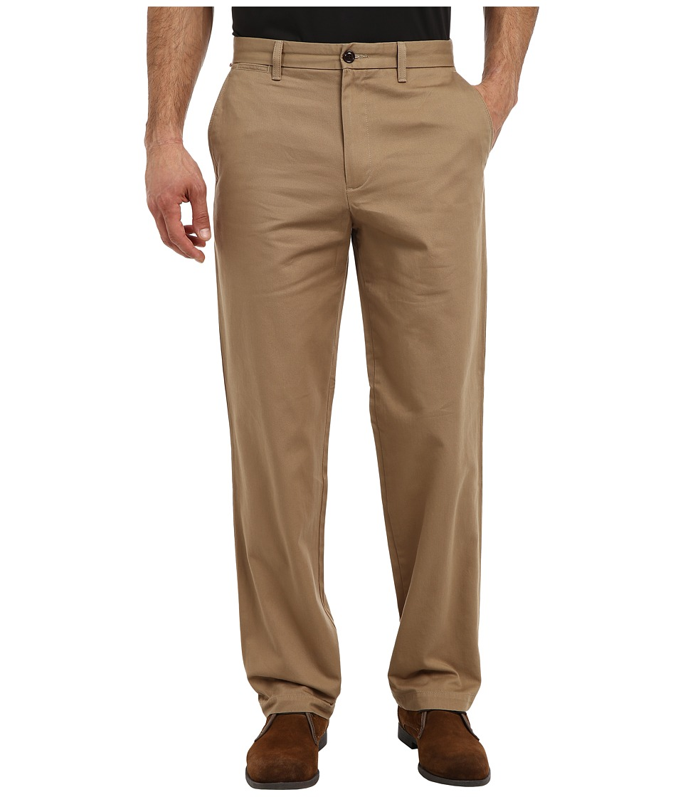 Dockers Men's - Game Day Khaki D3 Classic Fit Flat Front Pant (Purdue - New British Khaki) Men's Casual Pants