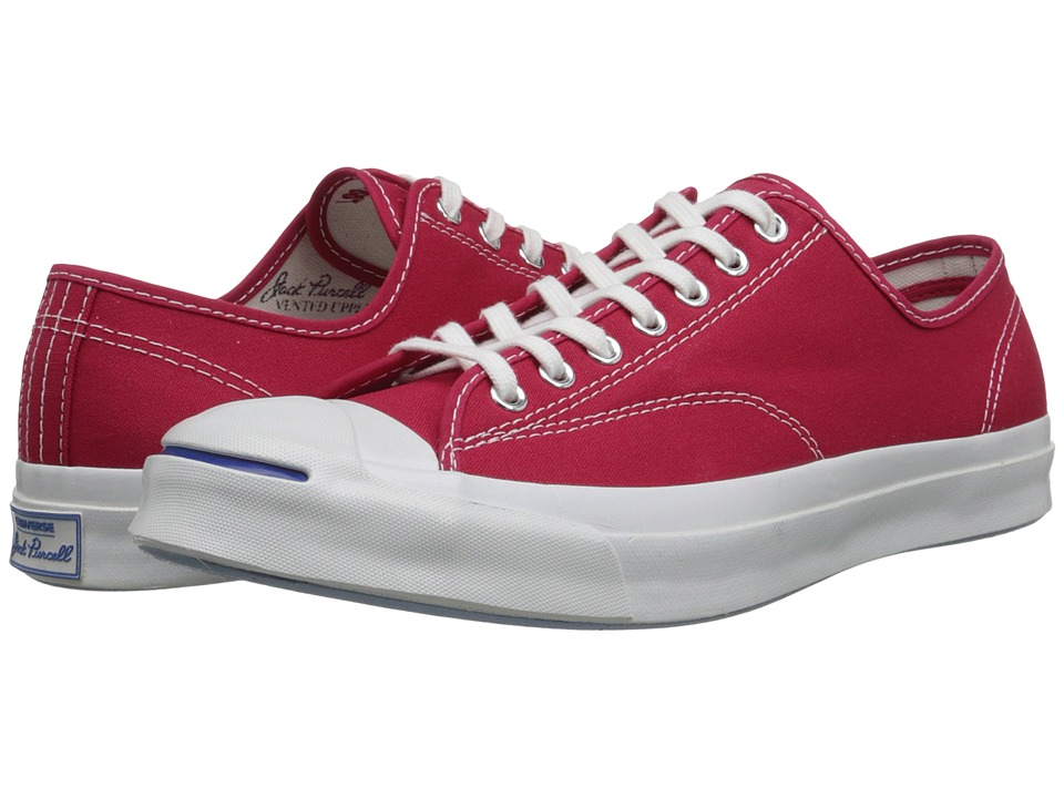 Converse - Jack Purcell Signature Ox (Crimson) Shoes