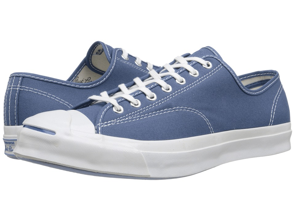 Converse - Jack Purcell Signature Ox (True Navy) Shoes