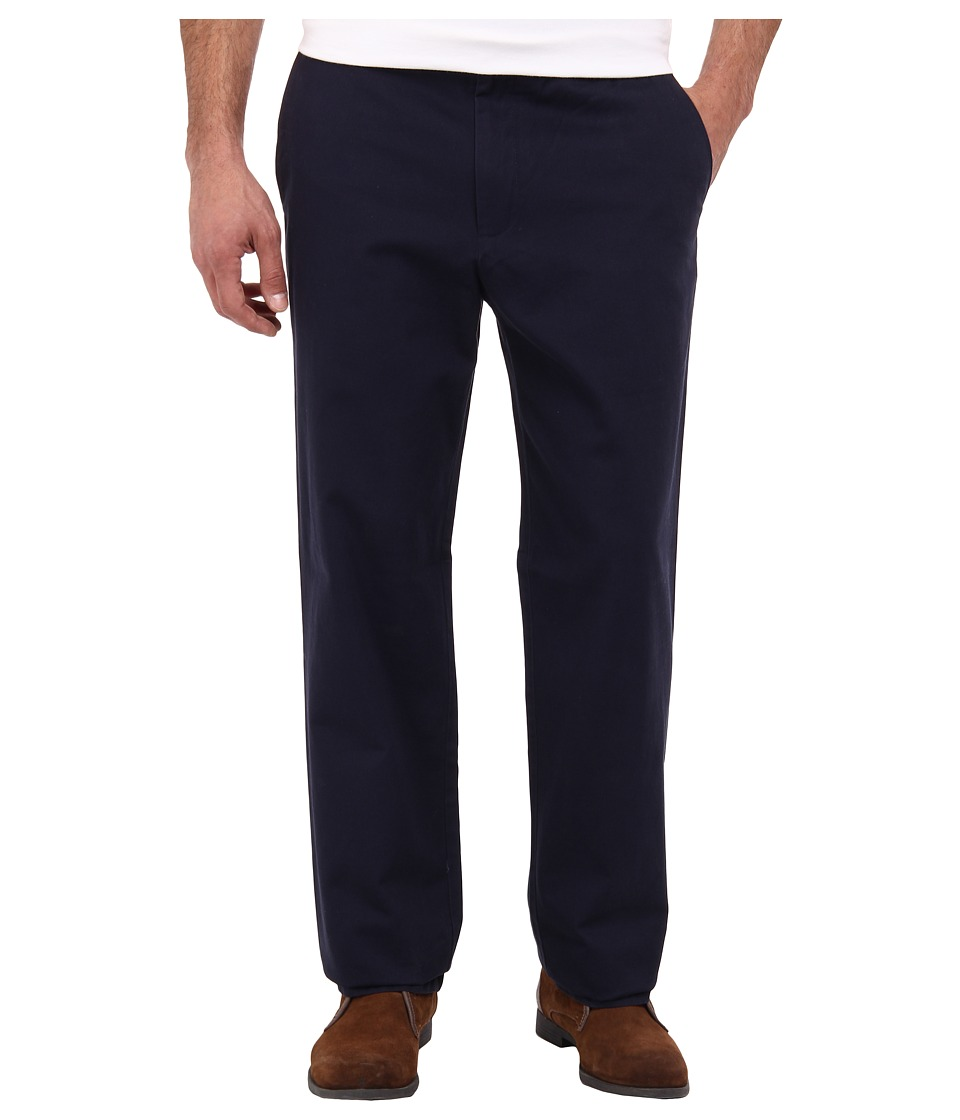 Dockers Men's - Game Day Khaki D3 Classic Fit Flat Front Pant (Georgetown - Team Color) Men's Casual Pants
