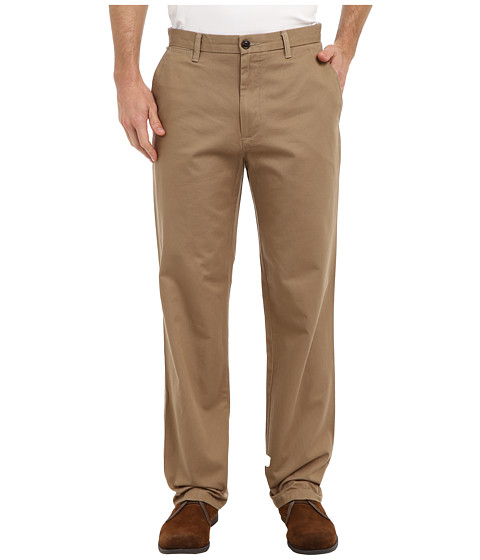 Dockers Men's - Game Day Khaki D3 Classic Fit Flat Front Pant (Arizona State - New British Khaki) Men's Casual Pants