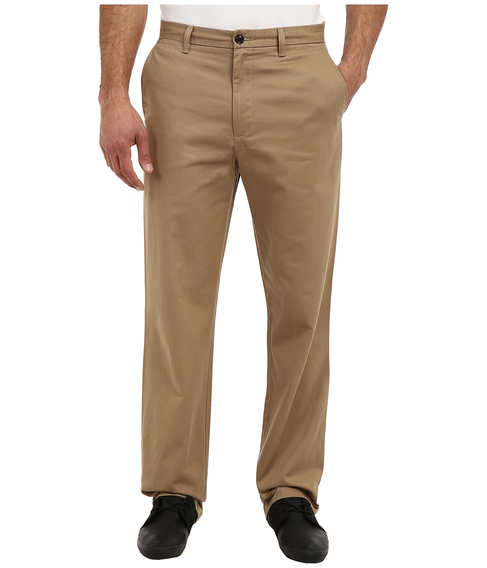 Dockers Men's - Game Day Khaki D3 Classic Fit Flat Front Pant (Virginia Tech - New British Khaki) Men's Casual Pants