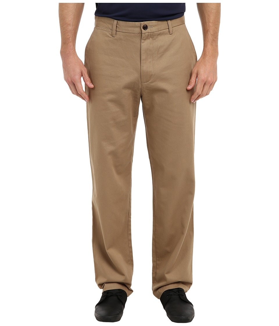 Dockers Men's - Game Day Khaki D3 Classic Fit Flat Front Pant (Brigham Young (BYU) - New British Khaki) Men's Casual Pants