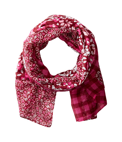 Life is good - Summer Scarf (Wild Cherry) Scarves