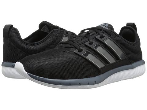 adidas Running - CC Leap (Dark Grey/Black/White) Men's Running Shoes