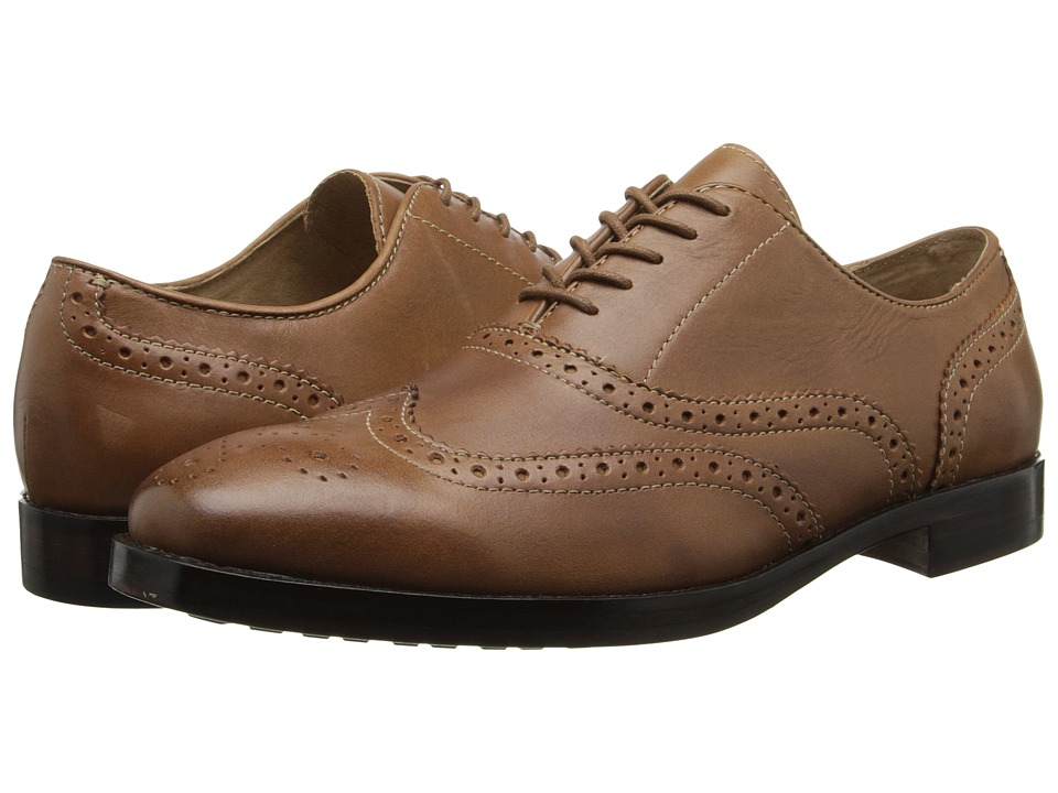 Polo Ralph Lauren - Damoin (Polo Tan/Burnished Leather) Men