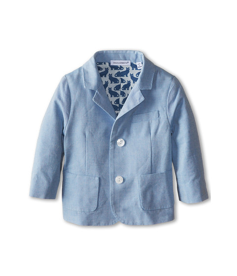 Dolce & Gabbana - Blazer (Infant) (Blue) Men's Jacket