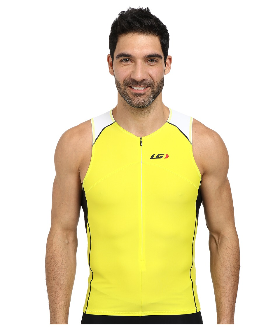 Louis Garneau - Men Comp Sleeveless (Sulfur Spring) Men's Sleeveless