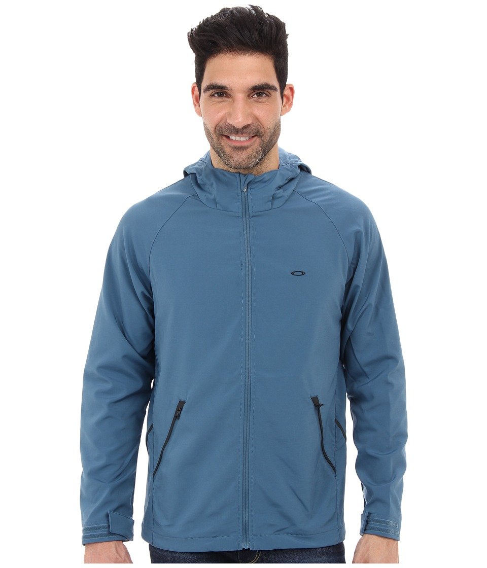 Oakley - Icon FZ Jacket (Chino Blue) Men's Coat