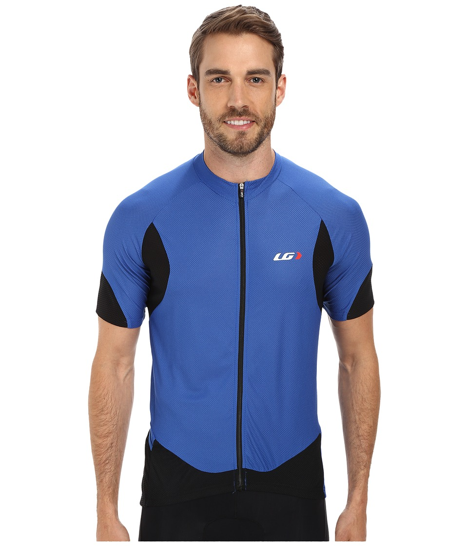 Louis Garneau - Metz Lite Jersey (Royal) Men's Workout