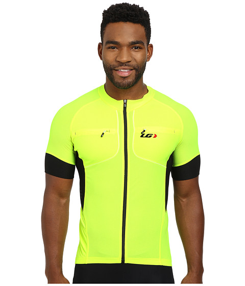 Louis Garneau - Evans GT Jersey (Bright Yellow) Men's Workout