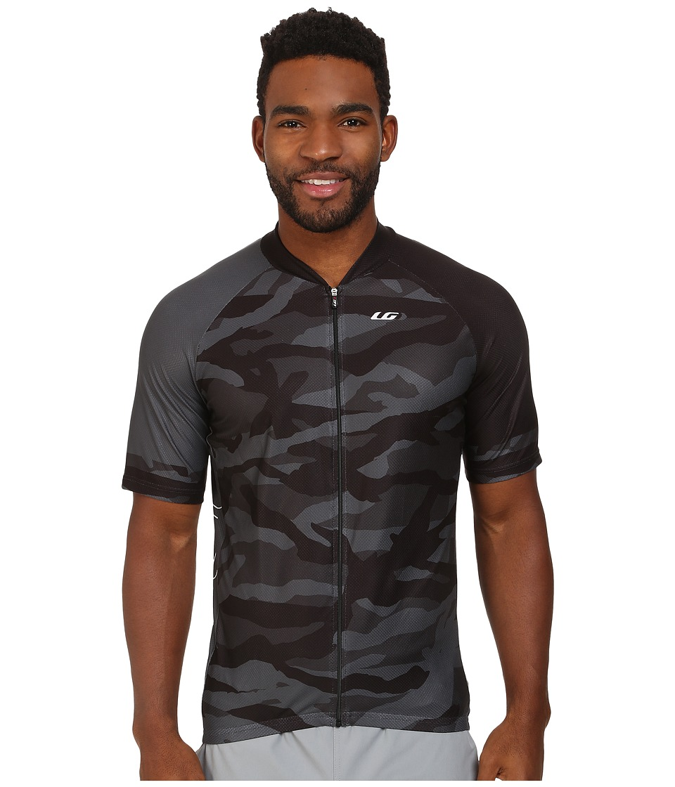 Louis Garneau - Diamond MTB Jersey (Camouflage Charcoal) Men's Workout
