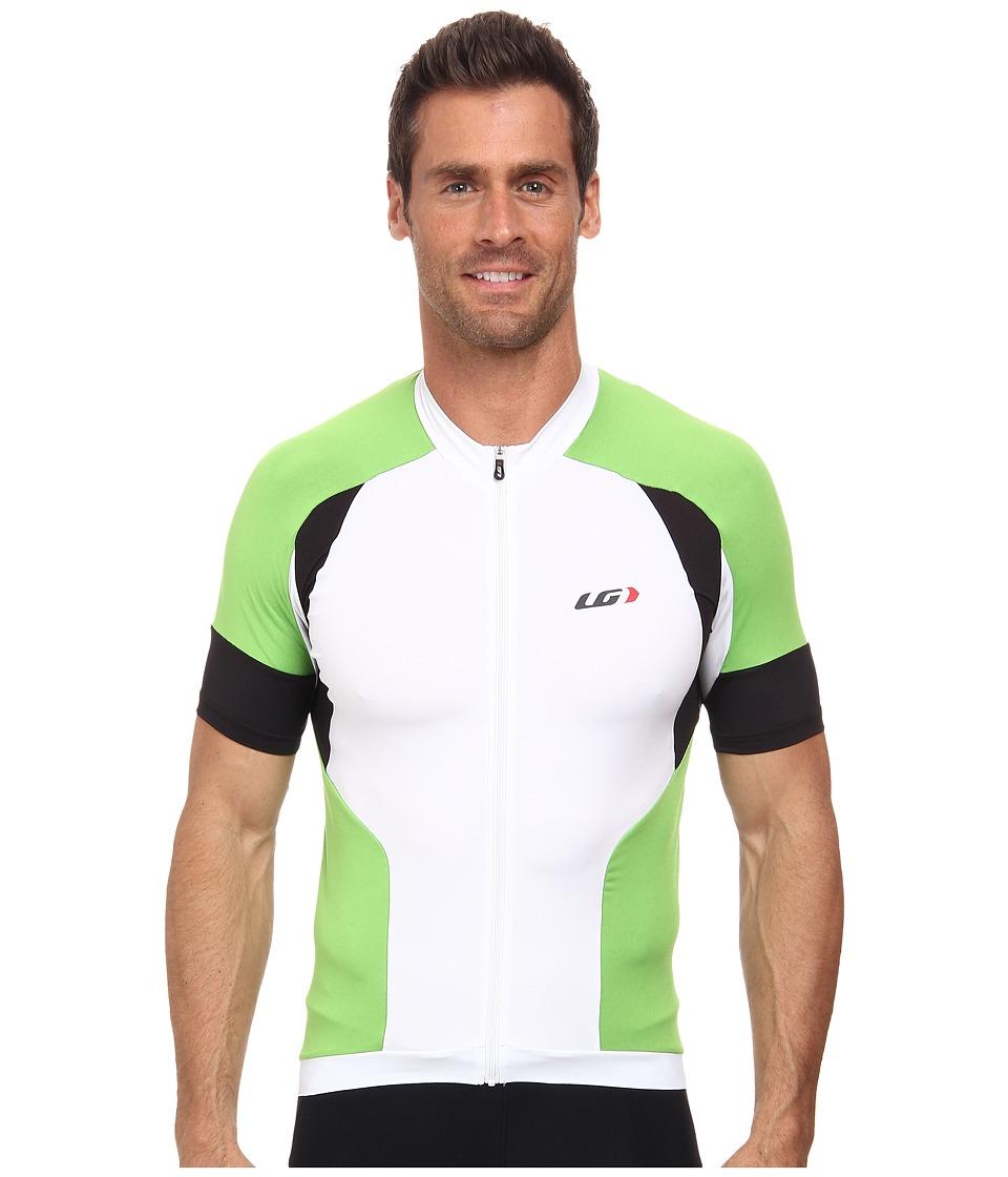 Louis Garneau - Icefit Jersey (White/Green) Men