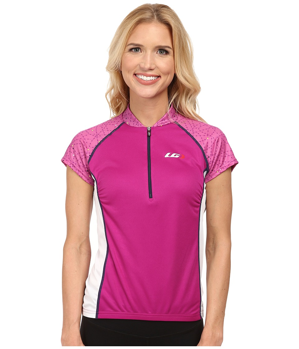 Louis Garneau - Astoria 2 Jersey (Peony) Women's Workout