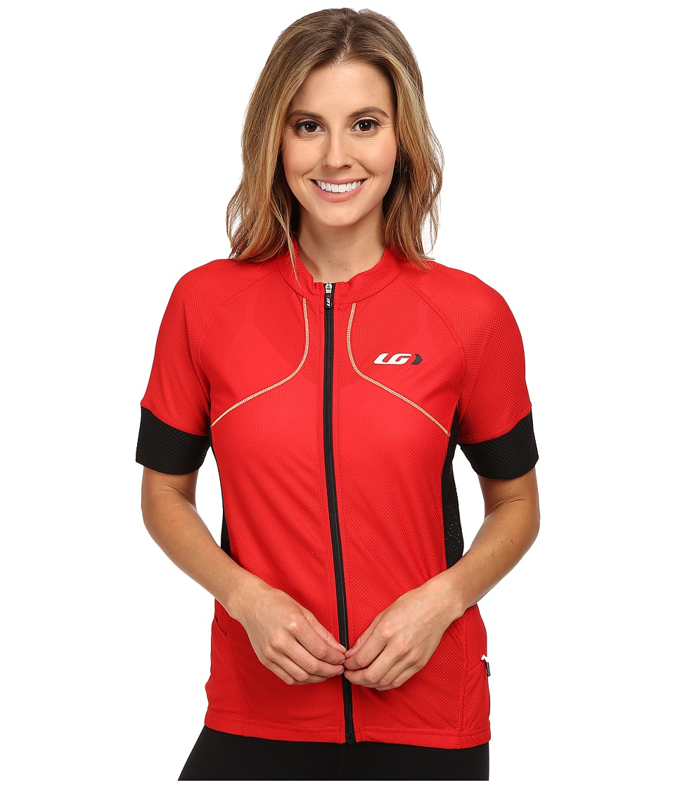 Louis Garneau - Evans GT Jersey (Ginger) Women's Workout