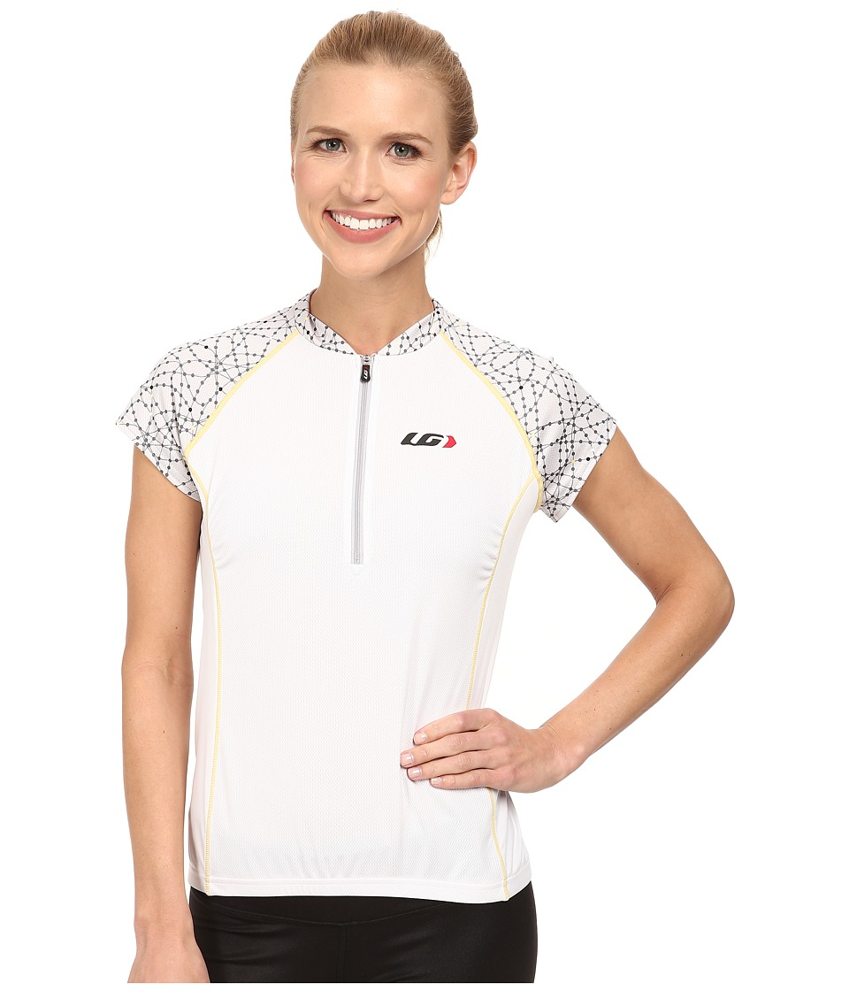 Louis Garneau - Astoria 2 Jersey (White) Women's Workout