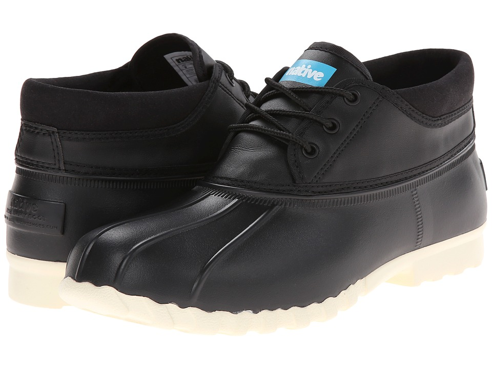 Native Shoes Jimmy Mid (Jiffy Black 2) Shoes