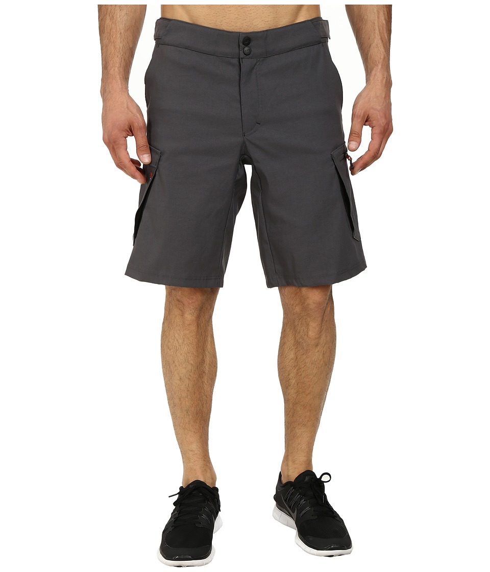 Louis Garneau - Santos Shorts (Asphalte) Men's Shorts