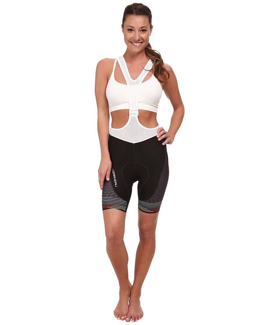 Louis Garneau - CB Carbon Lazer Bib Short (Black/Color) Women's Shorts