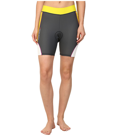 Louis Garneau - Women Comp Shorts (Sulfur Spring) Women's Shorts