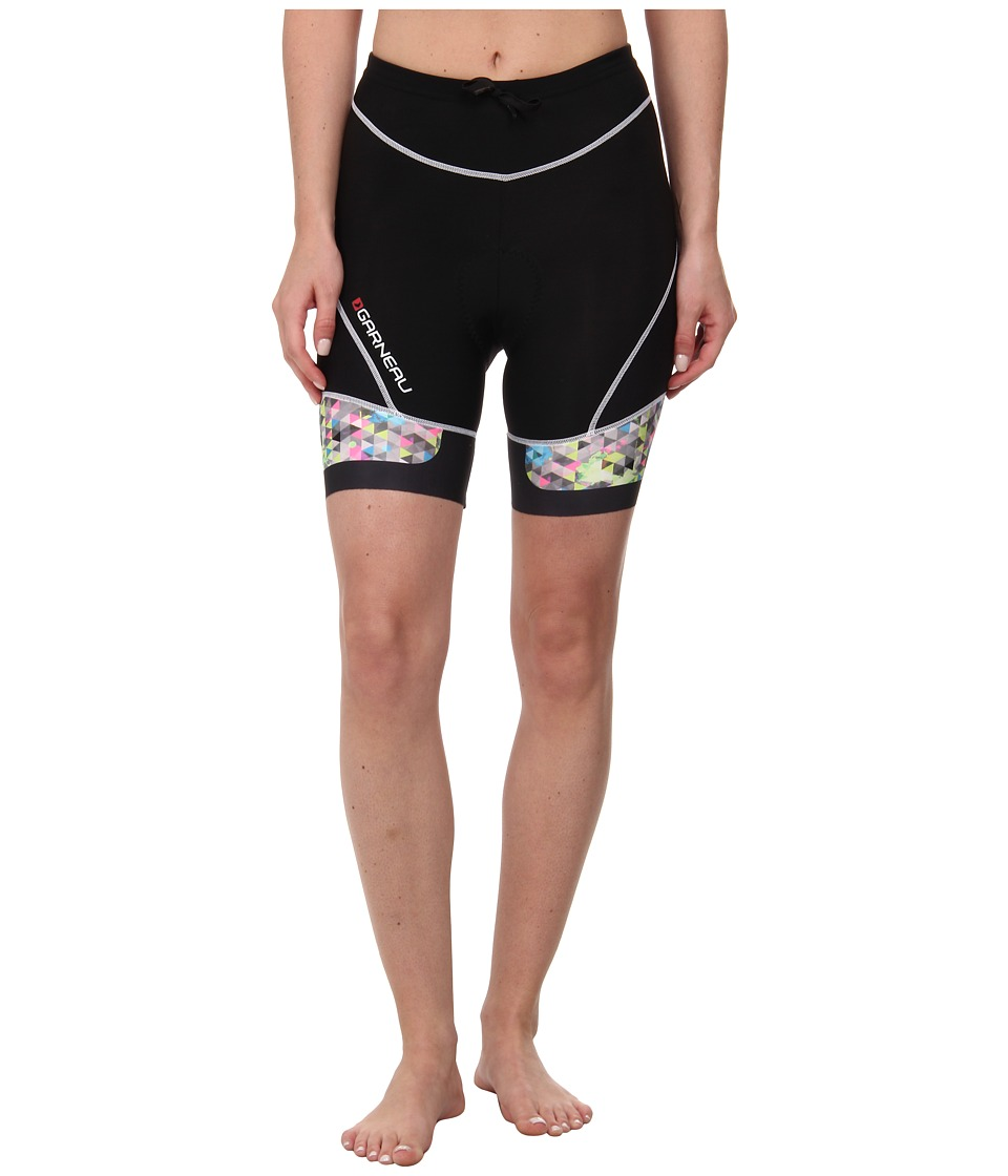 Louis Garneau - Pro 7.25 Tri Shorts 2 (Black/Multi) Women's Shorts