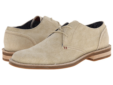 Original Penguin - Waylon (Beige Canvas) Men's Lace up casual Shoes